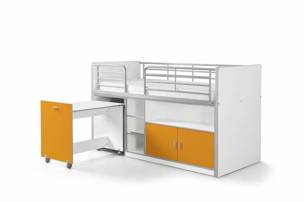 Vipack Halfhoogslaper Bonny Oranje (90 x 200)
