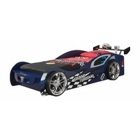 Vipack Kinderbed Grand Turismo blauw ( 90 x 200 )