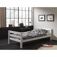 Vipack Pino eenpersoonsbed wit (90 x 200)
