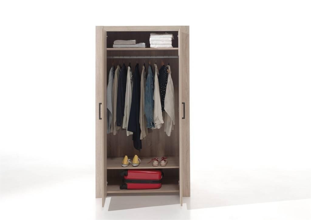 Vipack Aline 2 deurs kledingkast