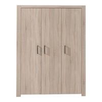 Vipack Aline 3 deurs kledingkast