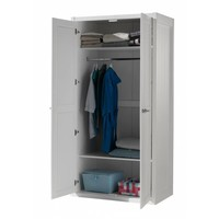 Vipack Lewis 2 deurs kledingkast