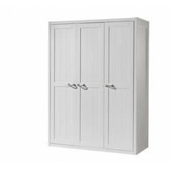 Lewis 3 deurs kledingkast