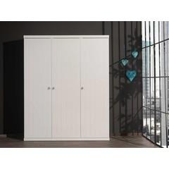 Robin 3 deurs kledingkast