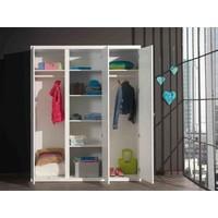 Vipack Robin 3 deurs kledingkast