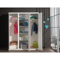 Vipack Lara 3 deurs kledingkast