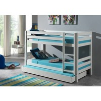 Vipack Pino stapelbed wit
