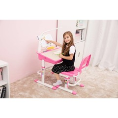 Kinderbureau roze