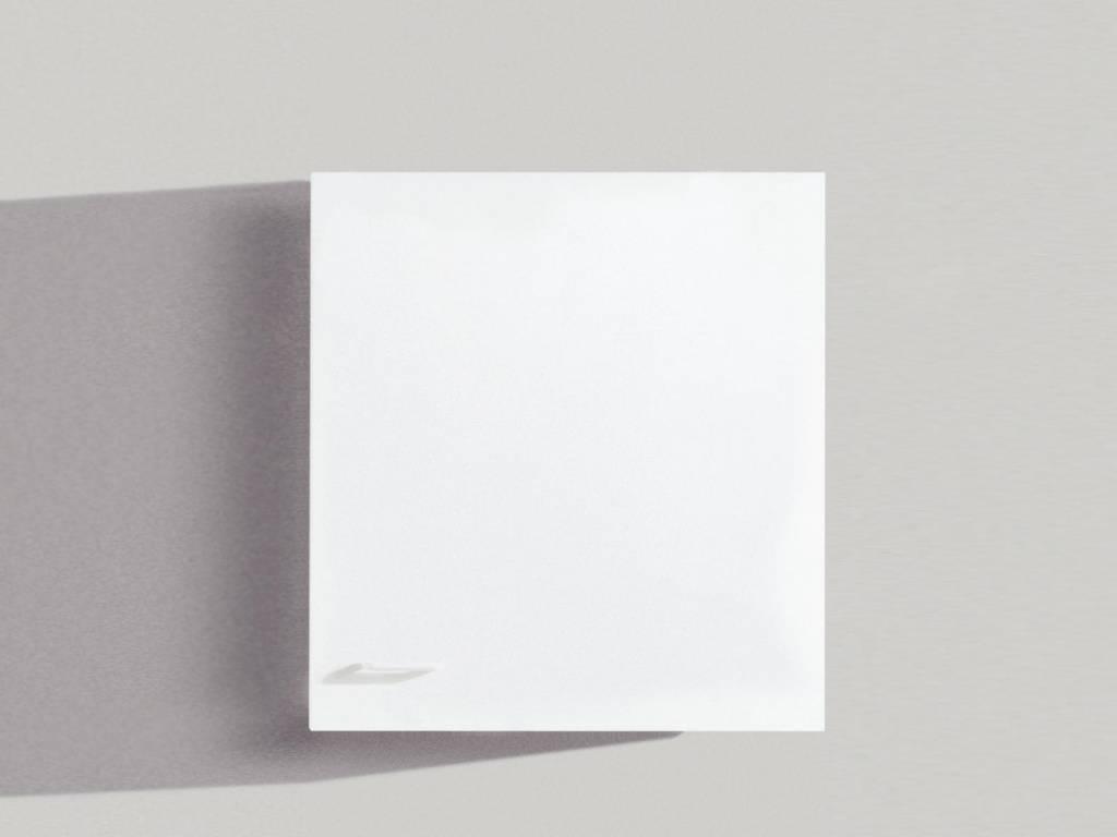 Bovenkast Ringo 1 deur wit