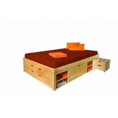 Twijfelaar bed Claas ( 140 x 200 )