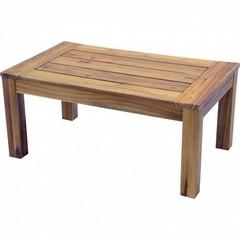 Hardhouten salontafel tuin Serra 60 x 100 cm