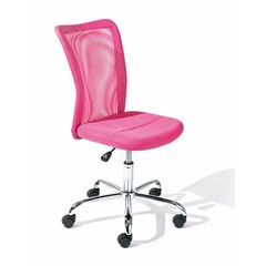 Kinderbureaustoel Bonnie roze