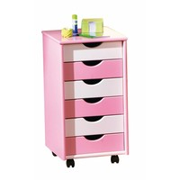 Ladeblok Pierre roze