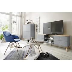 Tenzo Dot TV meubel grijs