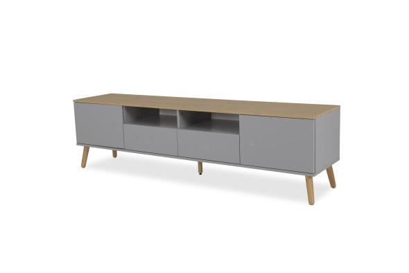 Tenzo Tenzo Dot TV meubel grijs