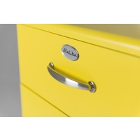 Tenzo Tenzo Malibu dressoir geel