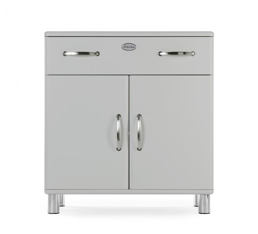 Tenzo Tenzo Malibu dressoir aluminium