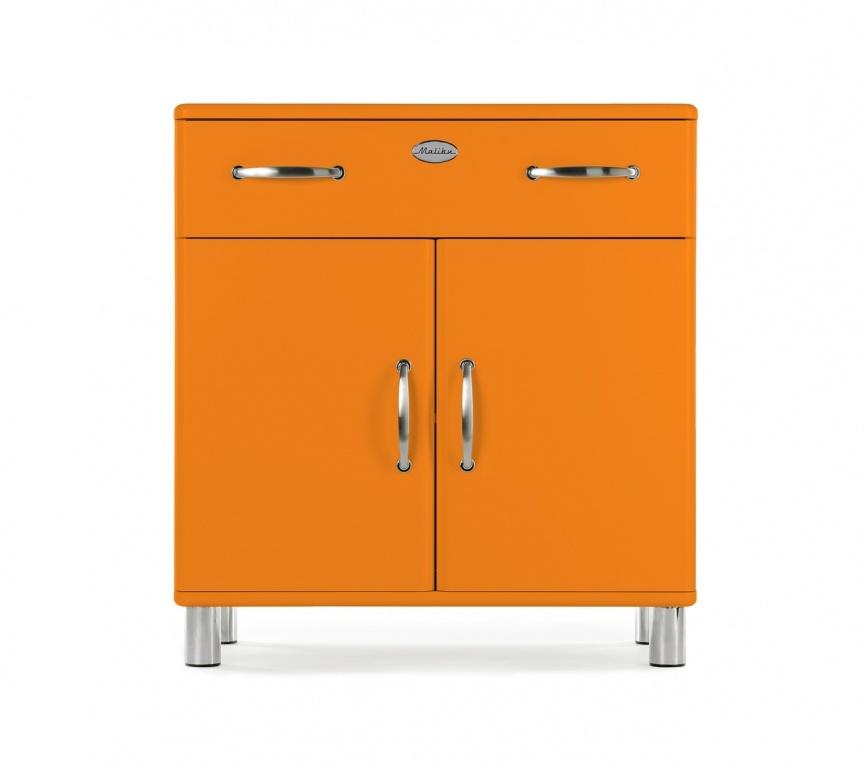 Tenzo Tenzo Malibu dressoir oranje