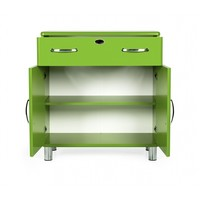 Tenzo Tenzo Malibu dressoir groen