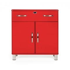 Tenzo Malibu dressoir rood