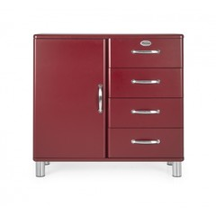 Tenzo Malibu dressoir bordeaux 4 laden