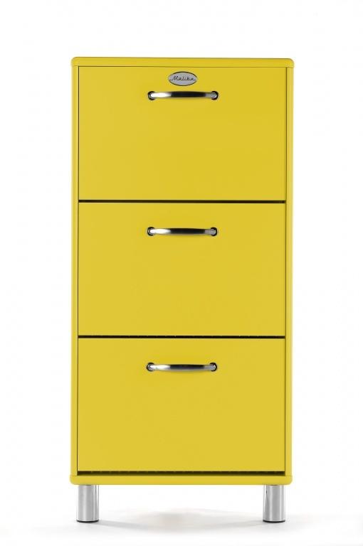 Tenzo Tenzo Malibu schoenenkast geel