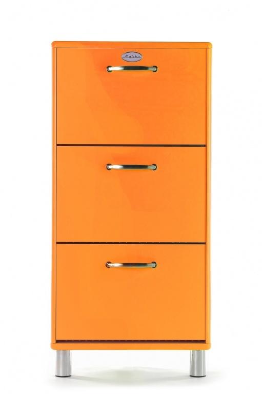 Tenzo Tenzo Malibu schoenenkast oranje