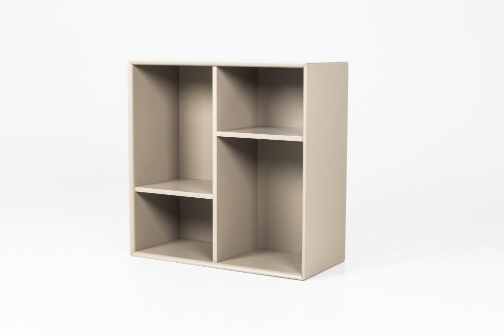 Tenzo Tenzo Z Cube opbergkast licht grijs