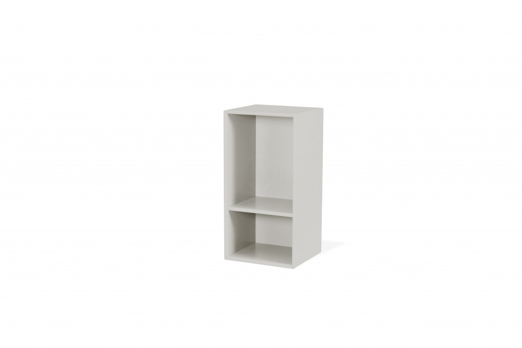 Tenzo Tenzo Z Cube opbergkast half licht grijs