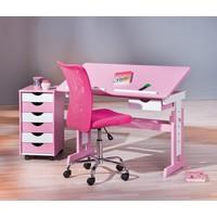 Kinderbureau Cecila roze