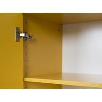 Tenzo Tenzo Uno dressoir geel 3 laden