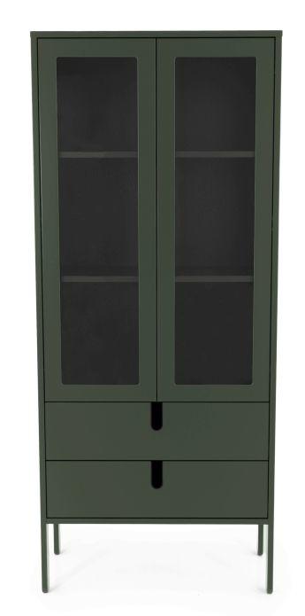 Tenzo Tenzo Uno vitrinekast large groen