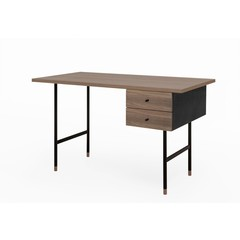 Jugend Desk Walnut