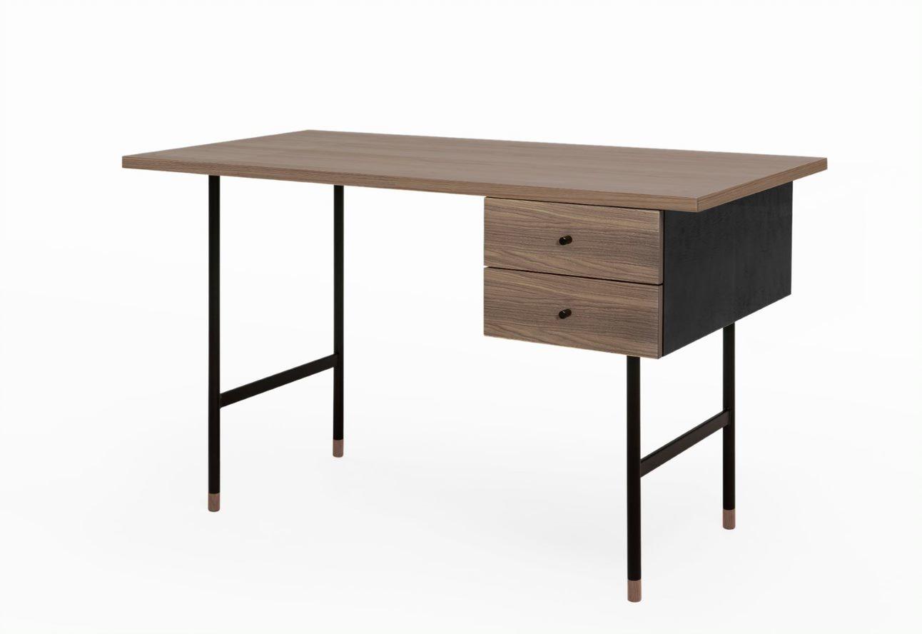 Woodman Jugend Desk Walnut