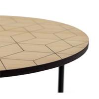 Woodman Salontafel Arty 50 cm triangle
