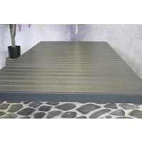 Sens-Line Tuintafel Jersey 220 cm antraciet