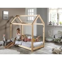 Vipack Huisbed Cabana bruin 70x140
