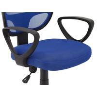 Bureaustoel Hippa blauw