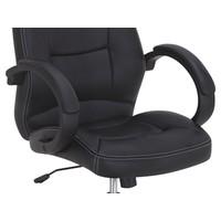 Bureaustoel Clever zwart