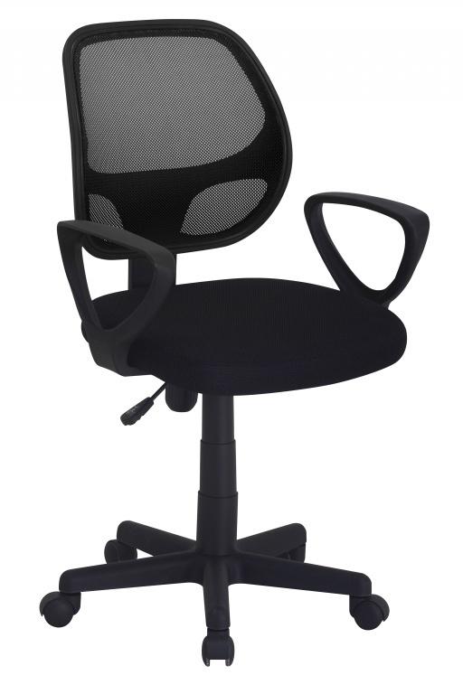 Bureaustoel Hippa zwart