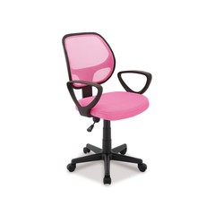 Bureaustoel Hippa roze