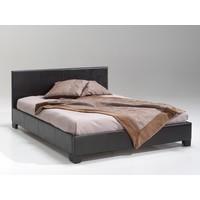 Bed Roma bruin 160x200