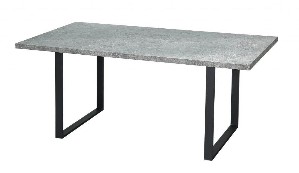 Tafel Ellen 180x90 beton