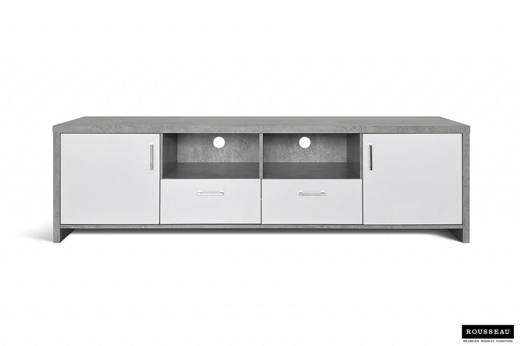 Tv meubel Dixon 2,2 grijs