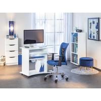 Bureaustoel Donny blauw