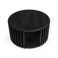 Woodman Salontafel Drum zwart
