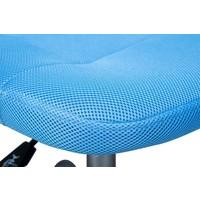 Kinderbureaustoel Bonnie lichtblauw