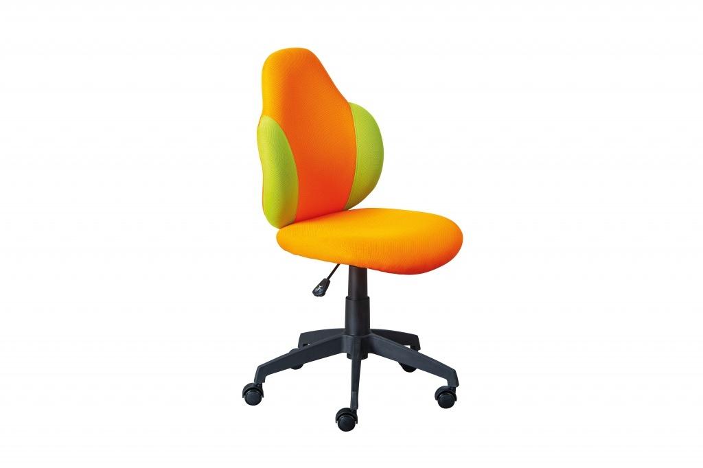 Bureaustoel Jessi oranje