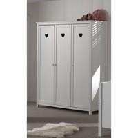Vipack Amori 3 deurs kledingkast