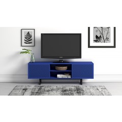 TV meubel Camden Diamond Blauw